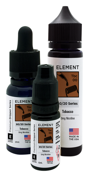 Tobacco Dripper e-Liquid