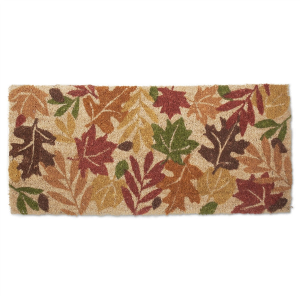 Harvest Leaves Estate Coir Mat