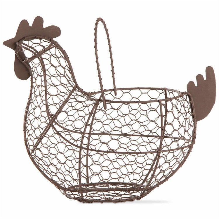 Farmhouse Chicken Wire Basket
