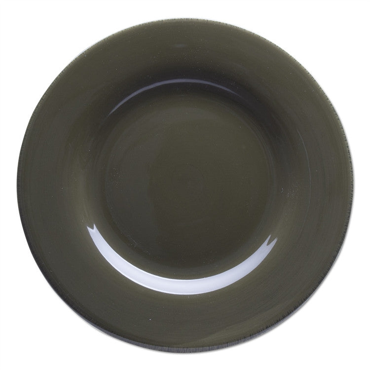 Moss Green Sonoma Dinner Plates, Set of 4 - SAVE 10%