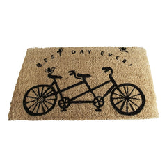 Best Day Ever Coir Mat