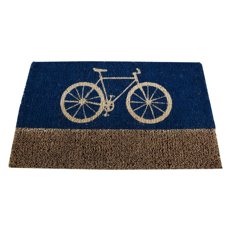 Bike Boot Scrape Coir Mat