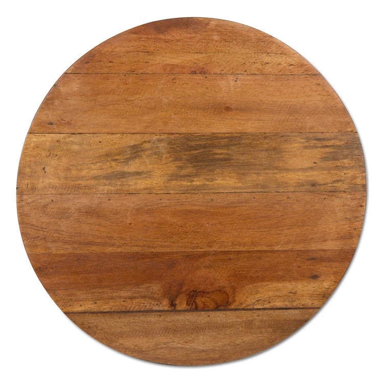 Reclaimed Wood Lazy Susan