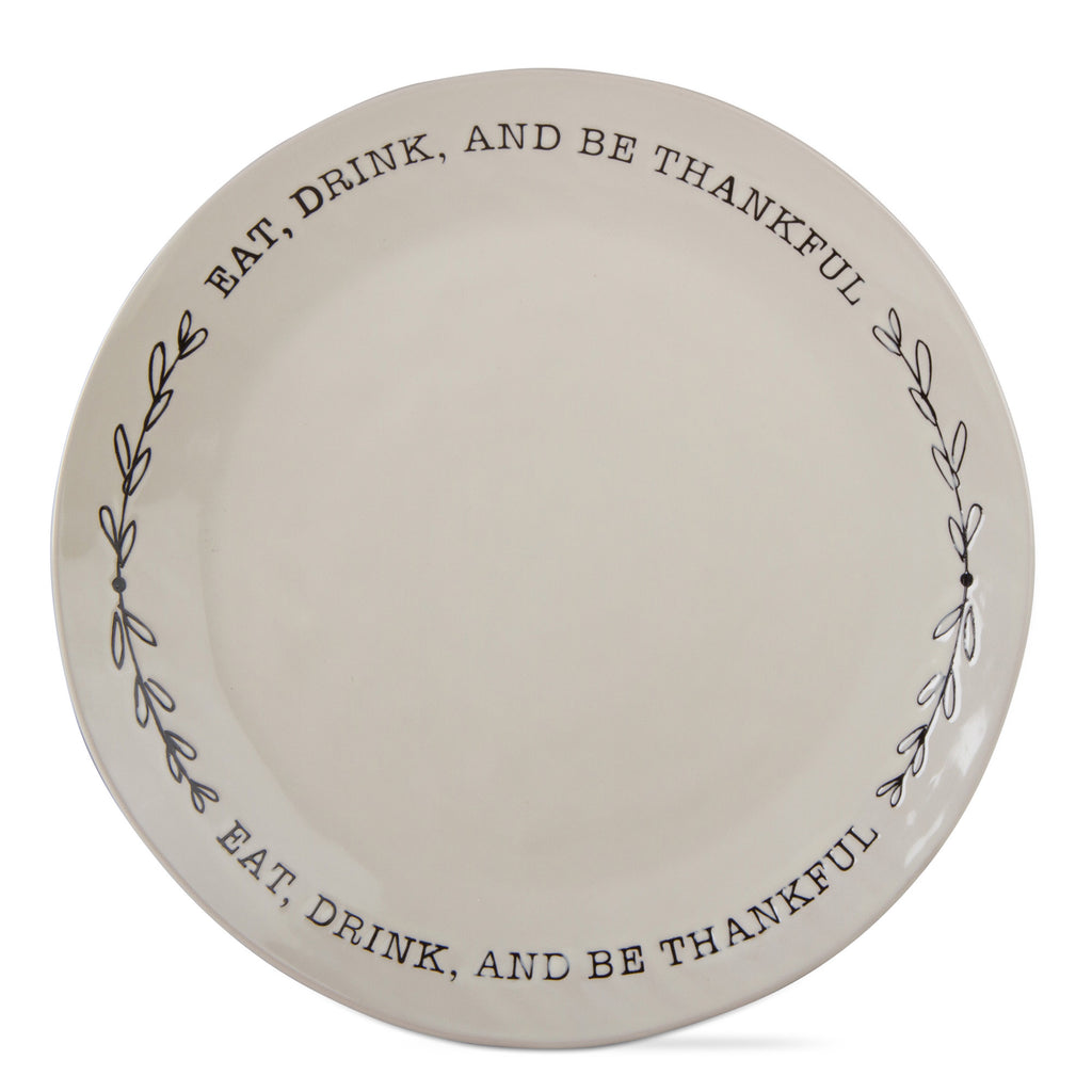 Be Thankful Platter