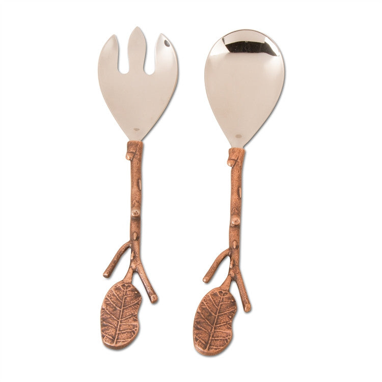 Leaf Serving Set of 2