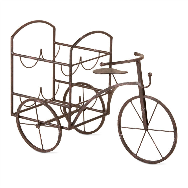 Lorry Tricycle Wine Rack
