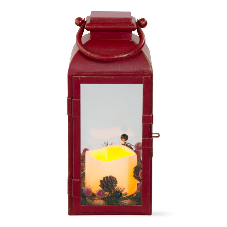 Benton Flameless LED Lantern, Small