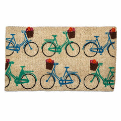 Bicycles Coir Mat