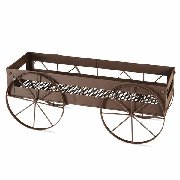 Wagon Plant Stand
