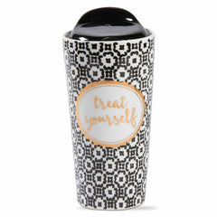 Treat Yourself Travel Mug