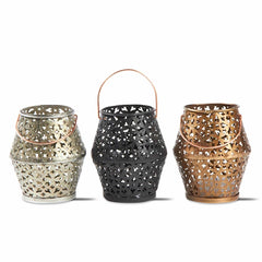 Noida Lanterns, Assortment of 3