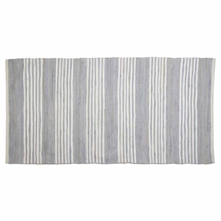 Chindi Stripe Runner Rug