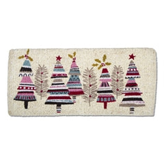 Winter Wishes Estate Coir Mat