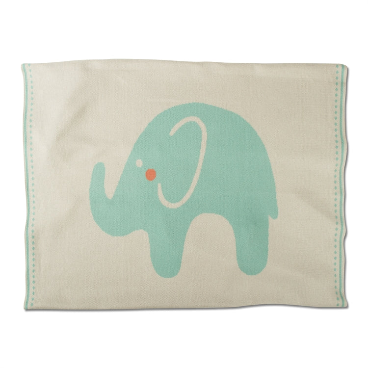 Elephant On-The-Go Stroller Blanket