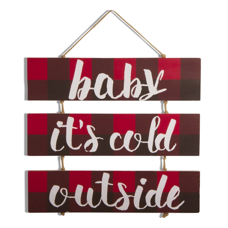 Baby It's Cold Outside Wall Art
