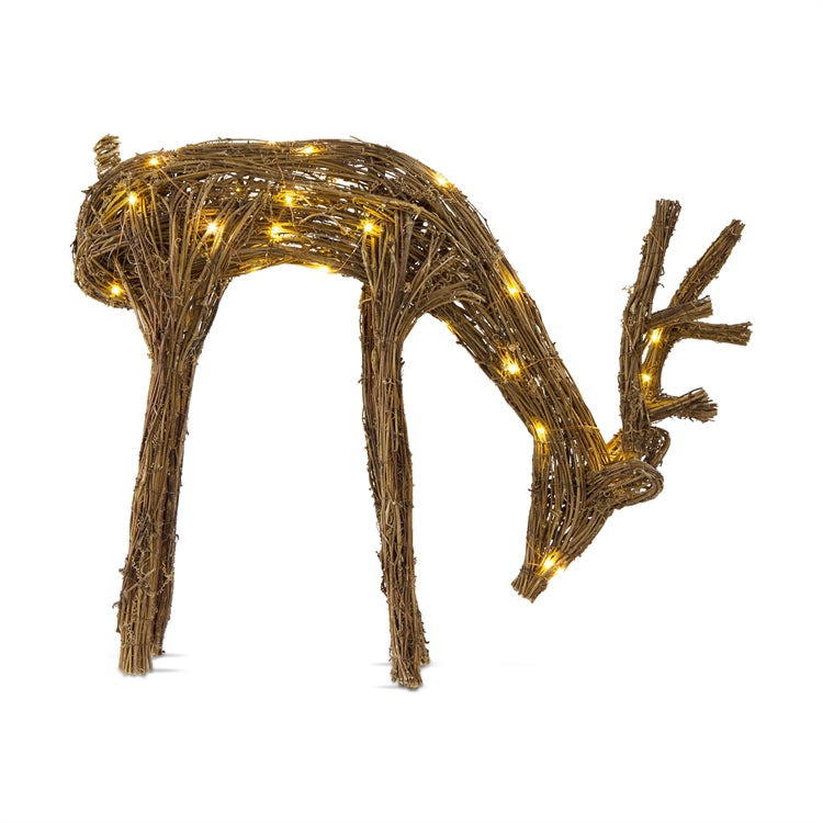 Stag Vine Light-Up LED Deer