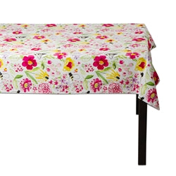 Fresh Flowers 60x84 Tablecloth