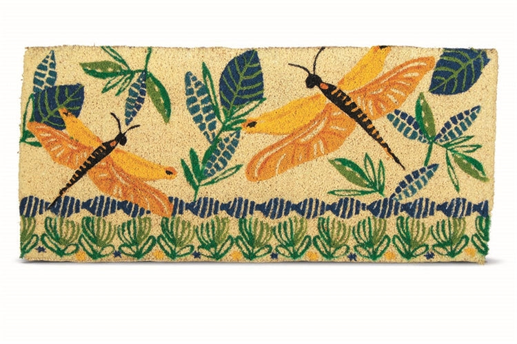 Dragonfly Estate Coir Mat