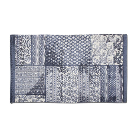 Patchwork Dhurrie Rug