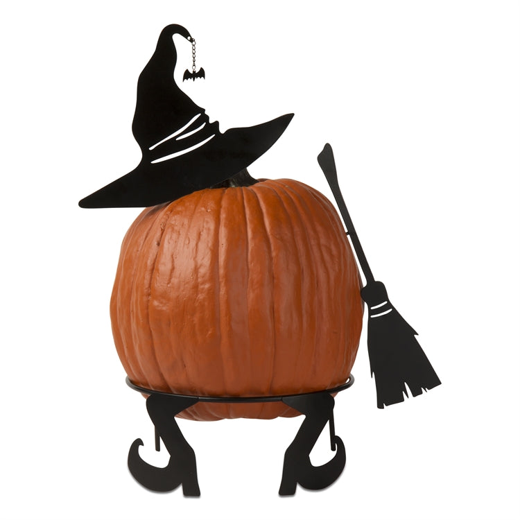 Witch 3-Piece Pumpkin Stand