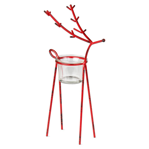 Reindeer Tealight Holder, Medium