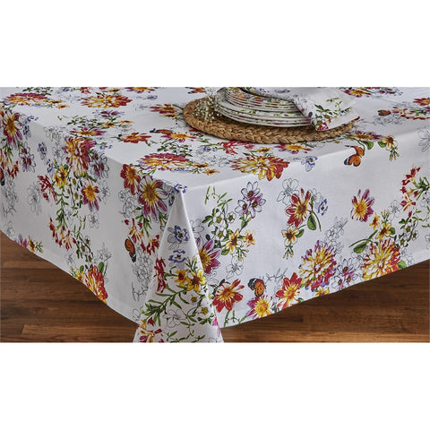 Bloom 60x84 Tablecloth