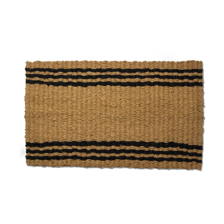 Hollander Horizontal Stripe Coir Mat