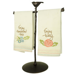 Enjoy Today Guest Towel & Holder Gift Set, 3 Piece