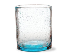 Aqua Blue Double Old Fashioned -Tag