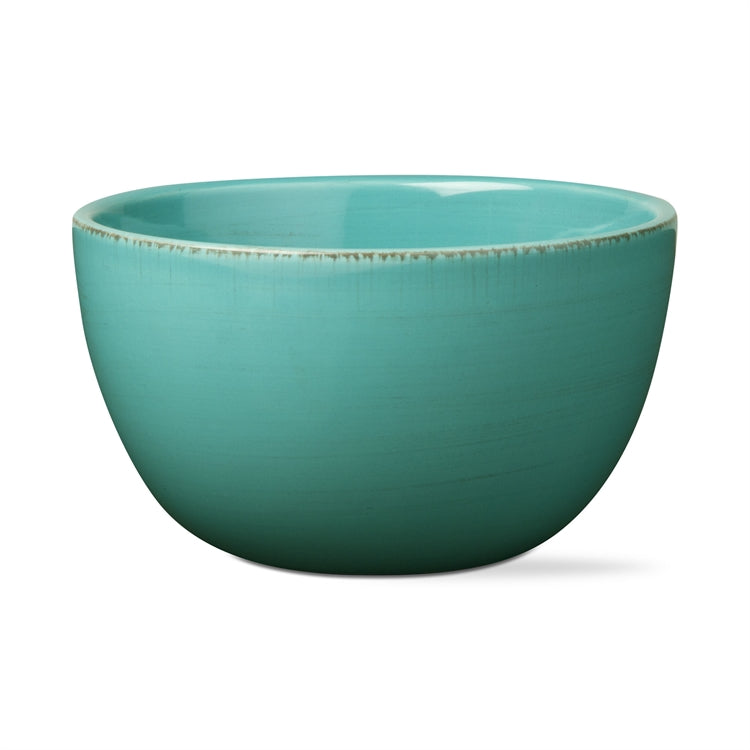 Aqua Sonoma Cereal Bowls, Set of 4