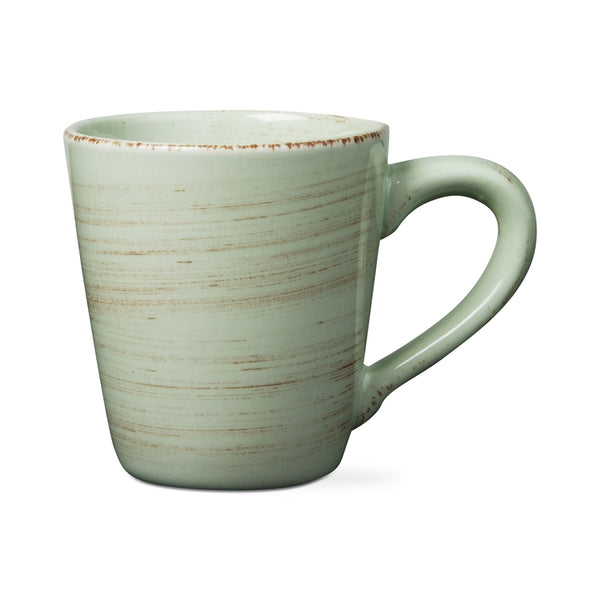 Spring Green Sonoma Mugs, Set of 4