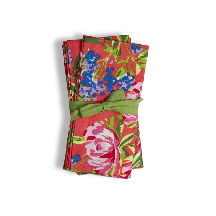 Fiori Napkins, Set of 4