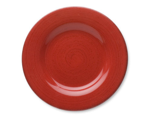 Red Sonoma Dinner Plate -Tag