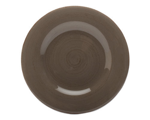 Warm Gray Sonoma Dinner Plate -Tag