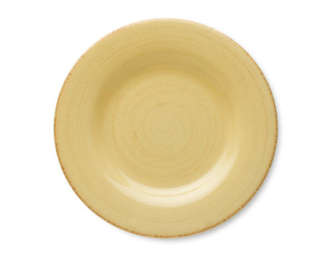 Yellow Sonoma Dinner Plate -Tag