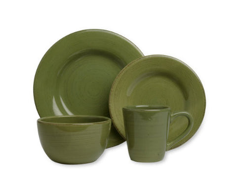 Celadon Sonoma 4-Piece Place Setting -Tag