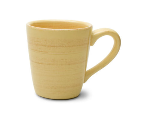 Yellow Sonoma Mug -Tag