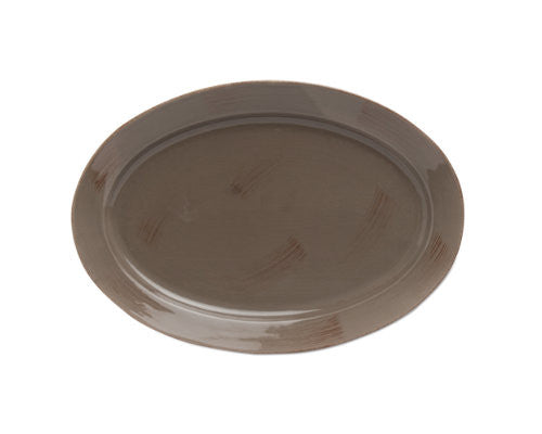 Warm Gray Sonoma Serving Platter -Tag