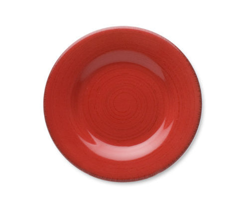 Red Sonoma Salad Plate -Tag