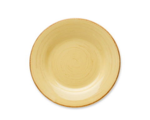 Yellow Sonoma Salad Plate -Tag