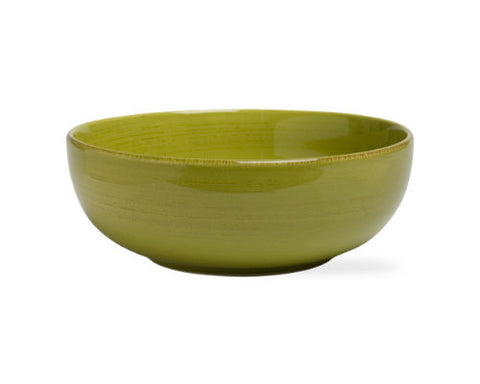 Apple Green Sonoma Serving Bowl -Tag