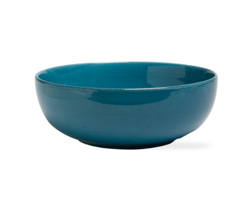 Turquoise Sonoma Serving Bowl -Tag