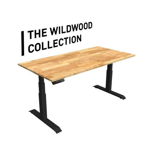 Omnidesk Pro- Wildwood Collection, starting from $1300