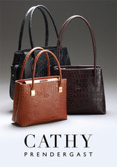 Cathy Prendergast Irish Designer Leather Handbags and Accessories