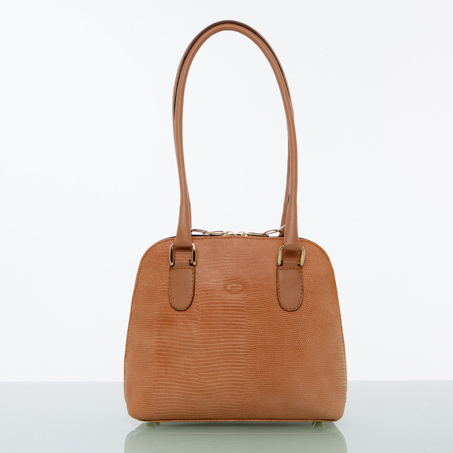 Cathy Prendergast Irish Leather Handbags - Brianna Shoulder Bag