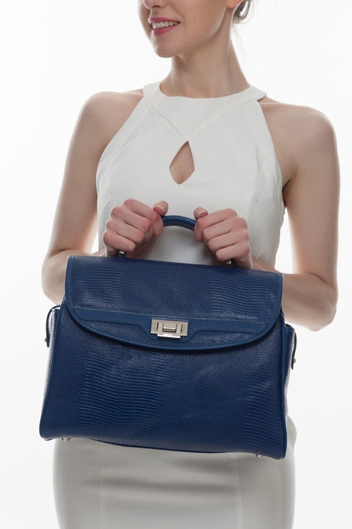 Cathy Prendergast Irish Designer Leather Handbags - Caitlin Handbag