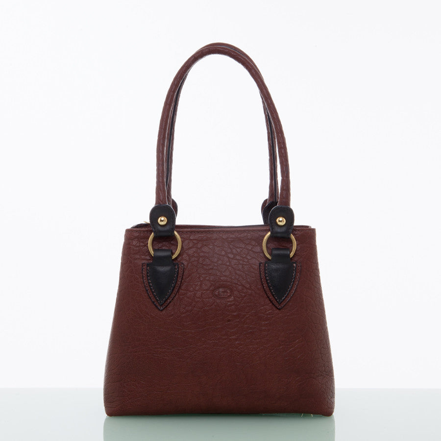 Cathy Prendergast Irish Designer Leather Handbags -  Roisin Shoulder Bag