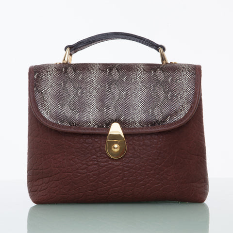 Cathy Prendergast Irish Designer Leather Handbags - Sinead Handbag