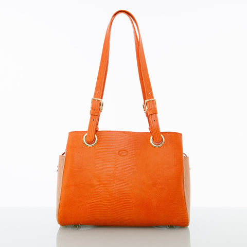 Cathy Prendergast Irish Designer Leather Bags - Blanaid Shoulder Bag