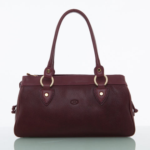 Cathy Prendergast Irish Designer Leather Handbags - Banba Tote Bag